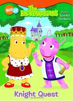 The Backyardigans Knight Quest