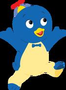 The Backyardigans Pablo Jumping Nickelodeon Character Image