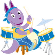 The Backyardigans Let's Play Music! Austin 1