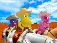 The Backyardigans Riding the Range 10