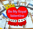Be My Royal Valentine