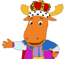King Tyrone (The Horse Kings)
