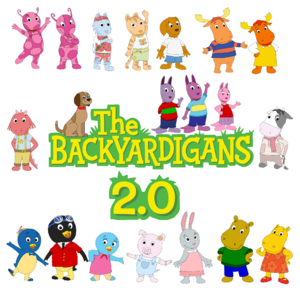 The Backyardigans 2.0 Titlecard
