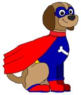 Sparky - Superhero