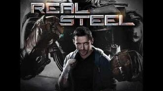 Real Steel Soundtrack list