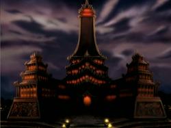 Magma's Mansion