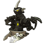 Darkus TitaniumDragonoid Open