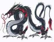 Dragon form Ventus Killer