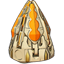 Gold Spartablaster Closed
