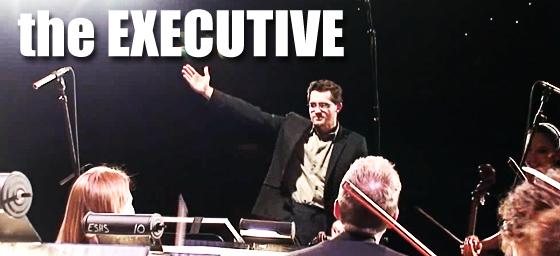 Prize executive