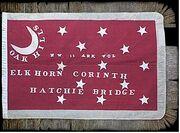 15th Arkansas Infantry Regiment (Northwest) FLAG