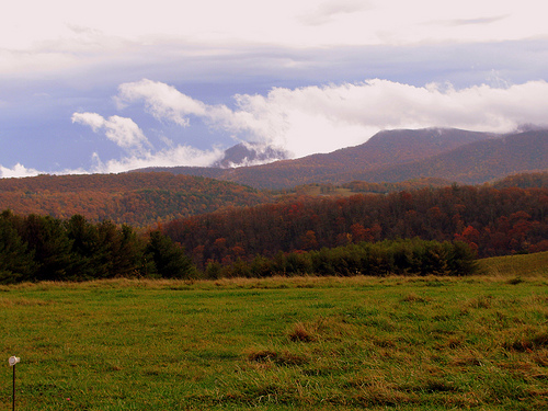 Autumn in Rockbridge County