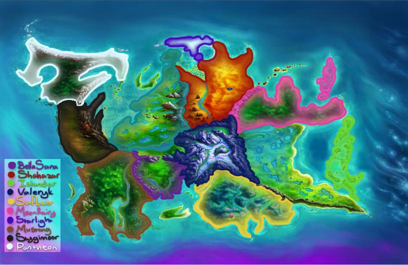 BellaSara-territories