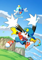 New Klonoa Outfit