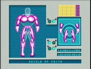 Shield of Faith (Computer model)