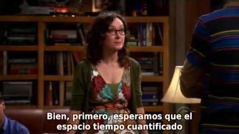 Sheldon contra Leslie Teoría de Cuerdas vs. Gravedad Cuántica de Bucles..