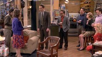 The Big Bang Theory - It's Sheldon's Birthday