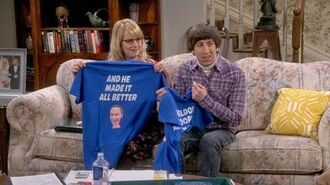 The Big Bang Theory - A Sincere Apology
