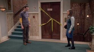 The Big Bang Theory - Sweaty Sheldon