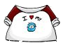 I Love My Puffle Shirt