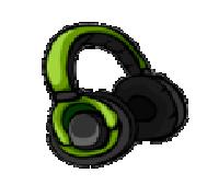 GreenHeadphones