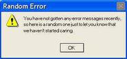 Funny-error-mess