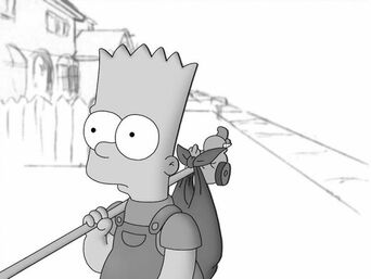 Bart-simpson-black-and-white