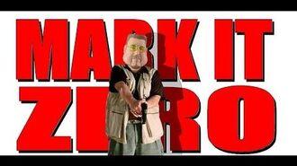 "The Big Lebowski Megamix - ""Mark It Zero"""