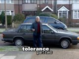 Tolerance, Part Two