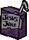 Jesus juice-clear-