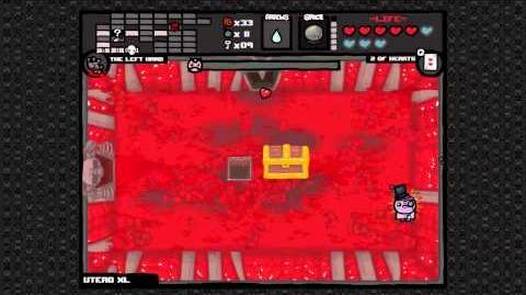 Bonus, bug et différentes fins du jeu The Binding of Isaac (cathédrale, la trappe du diable)