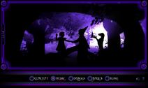 Music page menu