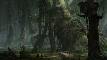 Memory of the swamp