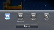 Camera menu 2