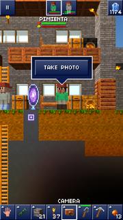 Take photo icon