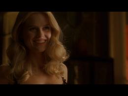 Evelyn smiling