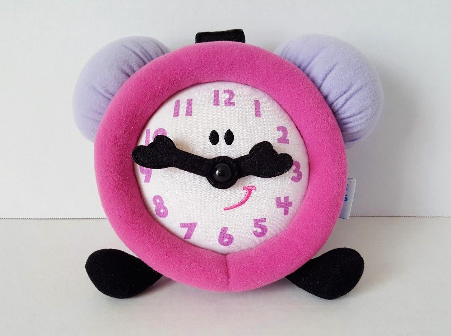 Image - Blue's Clues Tickety Tock Clock Toy - Eden Plush ...