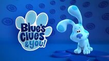 Blue the puppy from blue s clues and you by lah2000 ddmrdff