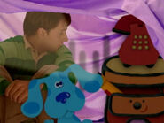 Blue's Clues Sidetable Drawer Camp Out