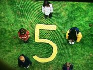 5 from video letter Numbers Everywhere