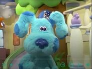 Blue's clues blue's room blue 312321