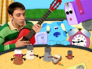 Blue's Clues Cinnamon and the Shakers