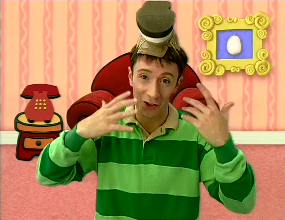 What's So Funny?/Gallery   Blue's Clues Wiki   Fandom