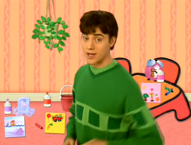 Image - The Big Book About Us 011.jpg | Blue's Clues Wiki ...