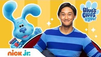 Josh and Blue Visit Joe's Present Store! 🎁 Blue's Clues & You!