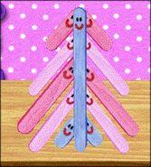 Popsicle tree