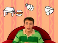 Blue's Clues Cinnamon Animated Clue