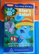 Blue'sSafariAustraliaVHS