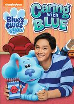 Caring with blue dvd