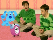Blue's Clues Tickety Tock with Steve and Joe